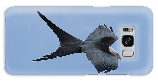 Swallow-tailed Kite #1 Galaxy Case