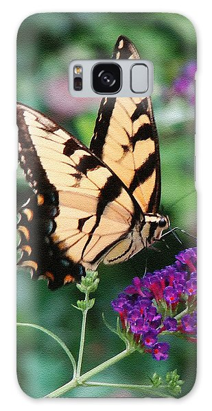 Swallowtail Butterfly 1 Galaxy Case