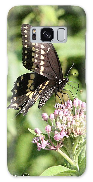 Swallowtail Butterfly 3 Galaxy Case