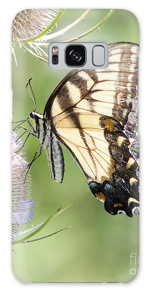 Swallowtail Delight Galaxy Case
