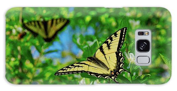Swallowtails Galaxy Case