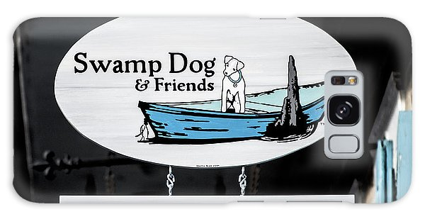 Swamp Dog And Friends Galaxy Case