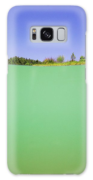 Swamp Galaxy Case