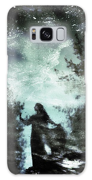 Magician Galaxy S8 Case - Swamp Witch by Cambion Art