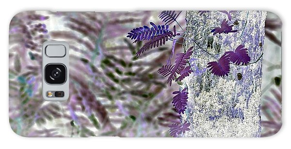 Ferns Of A Different Color Galaxy Case