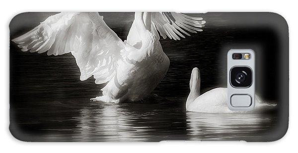 Swan Display Galaxy Case
