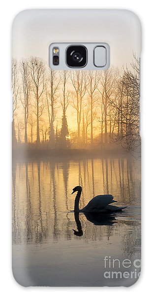 Swan Lake Galaxy Case