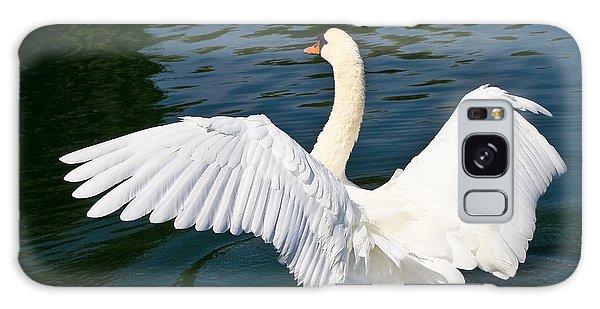 Swan Moment Galaxy Case
