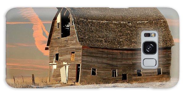 Swayback Barn Galaxy Case by Kathy M Krause