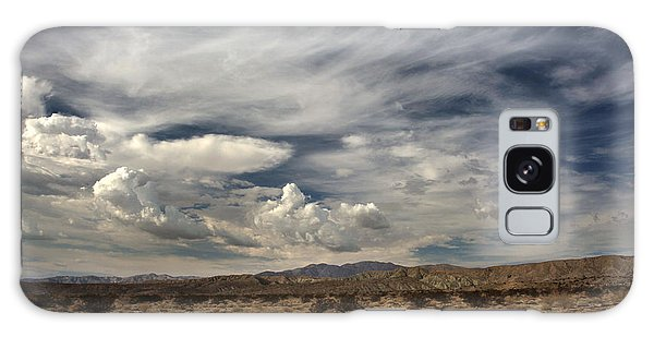 Cloudscape Galaxy Case - Sweeping by Laurie Search
