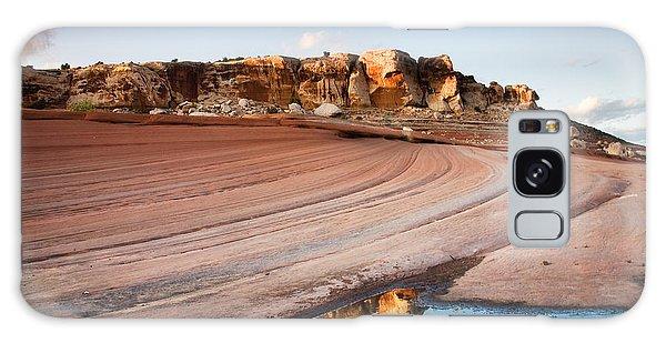 Sweeping Sandstone Galaxy Case