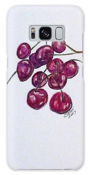 Sweet Cherry Galaxy Case