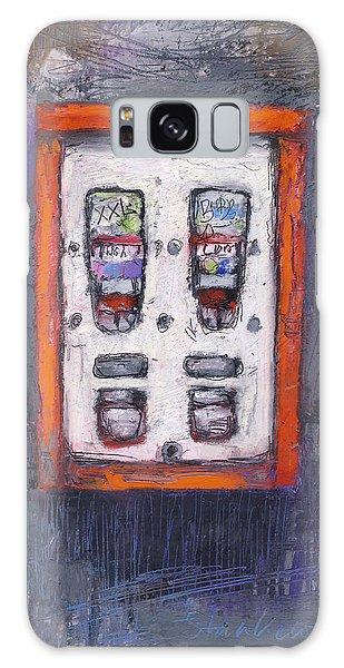 Sweet Childhood Memories,bubblegum Machine Galaxy Case by Martin Stankewitz