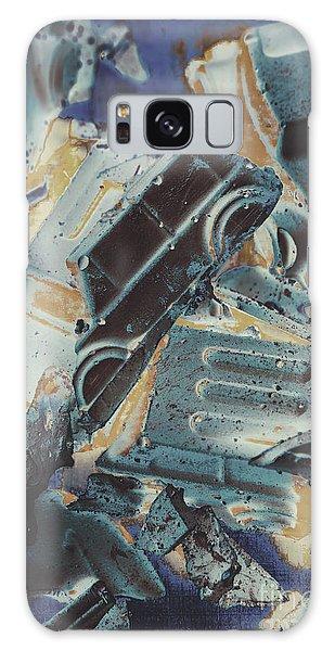 Old Car Galaxy Case - Sweet Destruction by Jorgo Photography - Wall Art Gallery