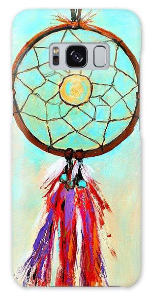 Sweet Dream Catcher Galaxy Case by M Diane Bonaparte