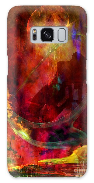 Sweet Dream Galaxy Case by Johnny Hildingsson