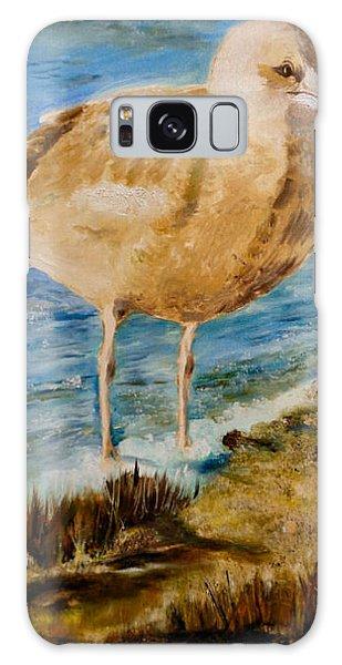 Sweet Gull Chick Galaxy Case