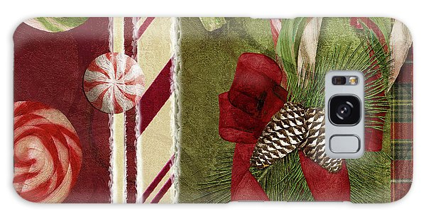 Amaryllis Galaxy Case - Sweet Holiday I by Mindy Sommers