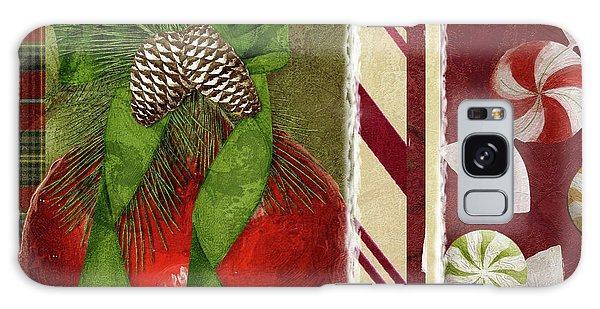 Amaryllis Galaxy Case - Sweet Holiday II by Mindy Sommers