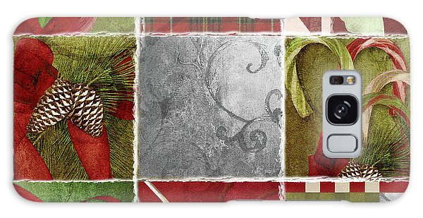 Amaryllis Galaxy Case - Sweet Holiday IIi by Mindy Sommers