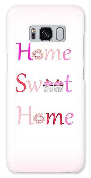 Sweet Home Galaxy Case