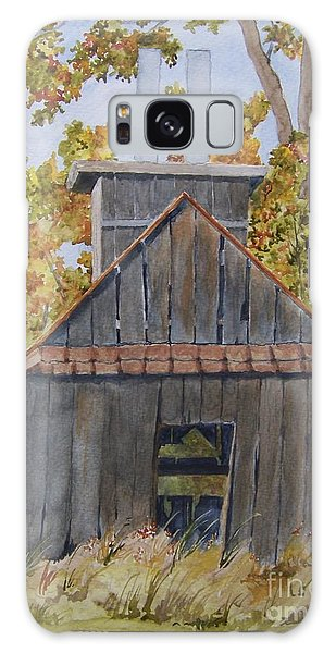 Sweet Old Vermont Galaxy Case by Jackie Mueller-Jones