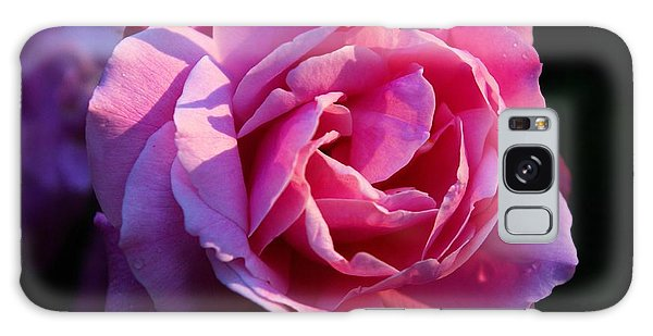 Sweet Rose Galaxy Case