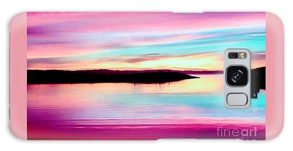 Sweet Sunset Galaxy Case