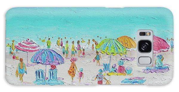 Sweet Sweet Summer Galaxy Case by Jan Matson