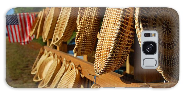 Sweetgrass Baskets Galaxy Case