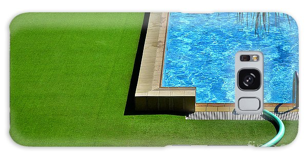Swimming Pool Galaxy Case by Silvia Ganora