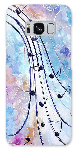 Swing To The Beat Galaxy Case