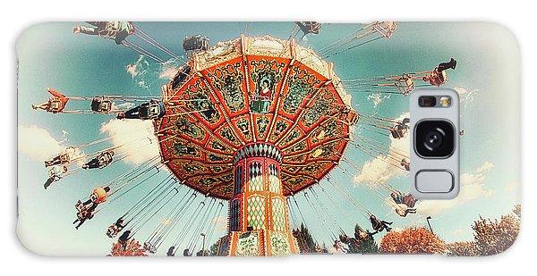 Swingin' Galaxy Case by Mark Miller