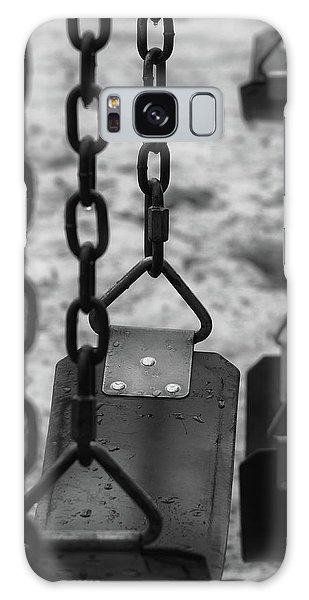 Swings Galaxy Case by Richard Rizzo