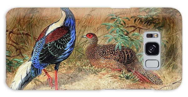 Swinhoe's Pheasant  Galaxy S8 Case