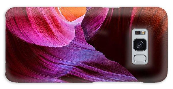 Swirls And Layers Galaxy Case