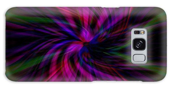 Swirls Galaxy Case by Cherie Duran