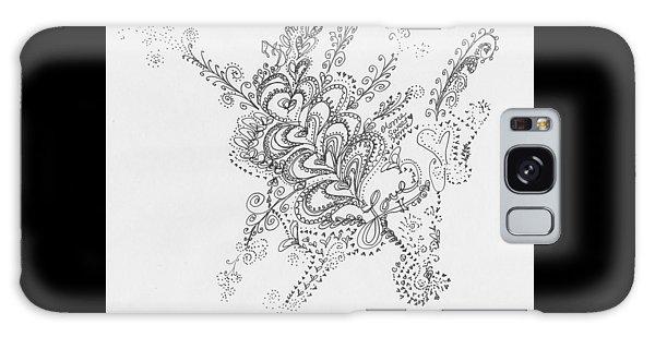 Swirls Galaxy Case