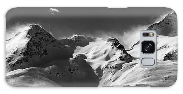 Swiss Alps Galaxy Case
