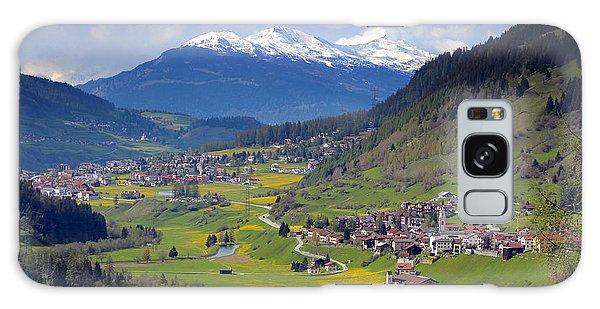 Switzerland Galaxy Case