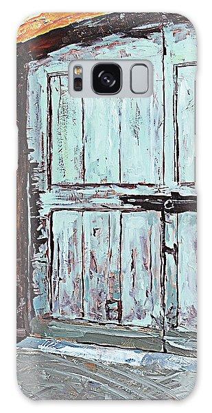 Switzerland Mint Door Galaxy Case