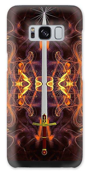 Sword Of Tomorrow Galaxy Case