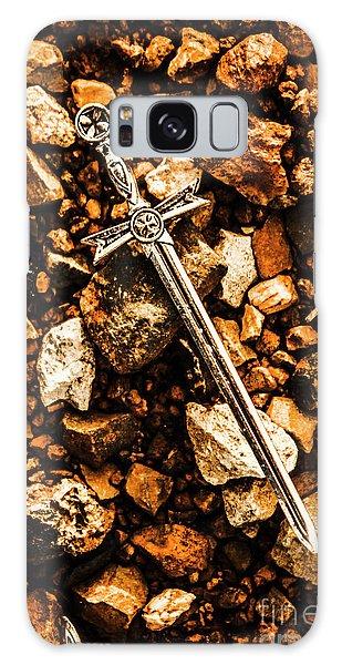 Warfare Galaxy Case - Swords And Legends by Jorgo Photography - Wall Art Gallery