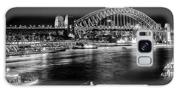 Sydney - Circular Quay Galaxy Case