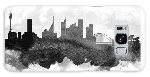 Sydney Skyline Galaxy Case - Sydney Cityscape 11 by Aged Pixel