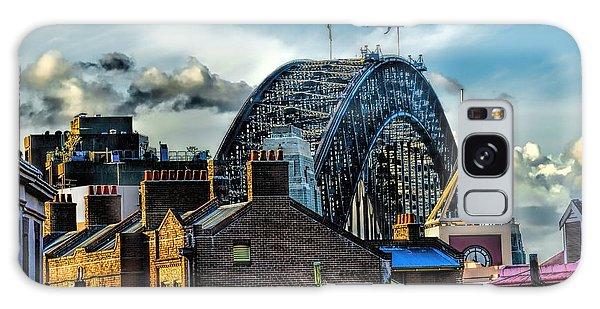 Sydney Harbor Bridge Galaxy Case