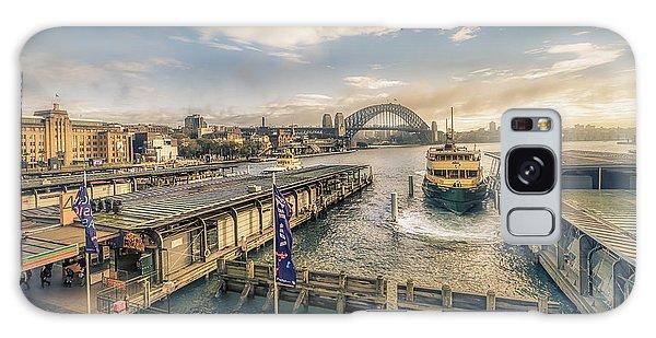 Sydney Harbor I Galaxy Case