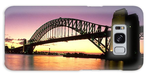 Travelpics Galaxy Case - Sydney Harbour Bridge by Travel Pics