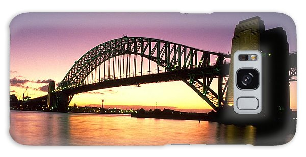 Sydney Harbour Bridge Galaxy Case by Travel Pics