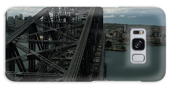 Sydney Harbour Bridge View From Tower Galaxy Case